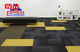 disadvanes of carpet tiles