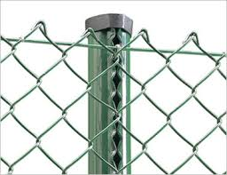 Chain Link Fence Posts Gates