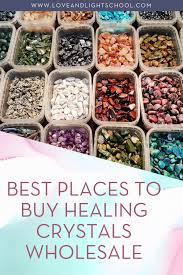 healing crystals whole