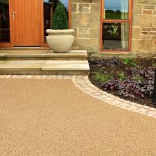 resin bonded driveways patios and