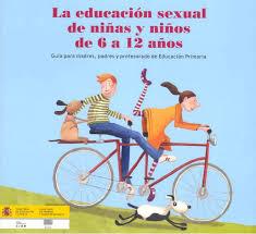 La Educacion Sexual De Ninos Y Ninas De 6 A 12 Anos Guia Para