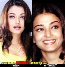 indian stars without makeup
