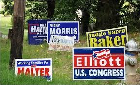 BBC News - Democratic rivals battle to win Arkansas primary vote