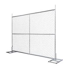 China 12ft Weld Wire Mesh Temp Fence Panel Chain Link Fencing For Rent China Wire Mesh Fence Fencing