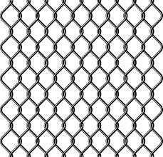 Chain Link Fence Texture Royalty Free Vector Graphics