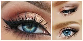 5 eye makeup ideas for blue eyes eye