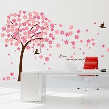 Cherry Blossom Wall Decal Wayfair