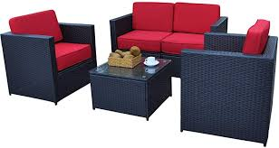 mcombo patio furniture sectional