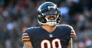 Jaguars sign DE/LB Aaron Lynch to one-year deal