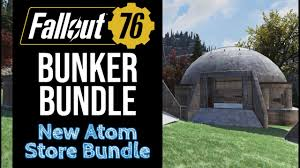 Fallout 76 New Communist Bunker Bundle Atom Shop Update Youtube