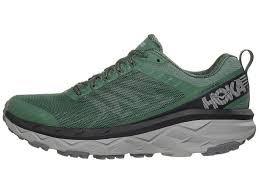 HOKA ONE ONE Challenger ATR 5 Men's Shoes Myrtle/Gray