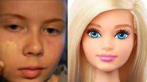how to makeup like barbie saubhaya makeup