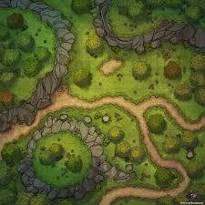 Dnd world map ...