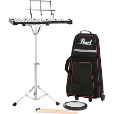 Pearl PK910C Educational Bell Kit with Rolling Cart 8 in. | Guitar Center