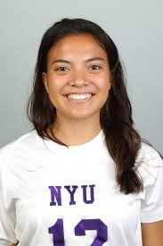 Erika Smith - 2014 - Women's Soccer - NYU Athletics