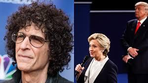 Howard Stern Remembers When Donald Trump Backed Hillary Clinton | Vanity  Fair