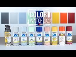spray paint colors at rust oleum