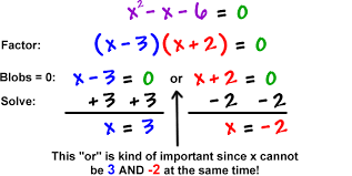 solving equations by factoring 2