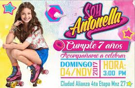 Invitaciones Personalizadas Soy Luna Paquete C 10pz 70 00 En