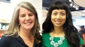 Homerun's Sue Smith meets Canada Reads contender Saleema Nawaz at ...