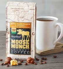 decaf milk chocolate caramel moose