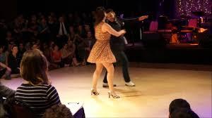 Heather Ballew & Javier Johnson - Balboa J&J Spotlights at Lindy ...