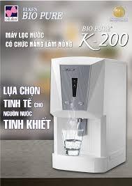 Máy lọc nước có chức năng làm nóng Elken Bio Pure K200