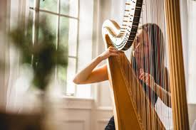 why booking a harpist is the perfect