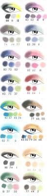 makeup 2017 eye shadow binations