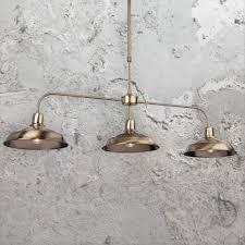 antique brass 3 light pendant cl 30023