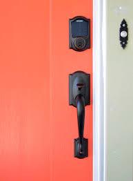 installing new entry door locksets for