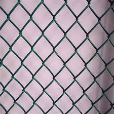 Chinapvc Coated Galvanized Diamond Mesh Fence Wire Fencing Dingzhou Manufacturer On Global Sources
