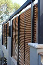 Privacy Screens Timber Slats Paneling Diy Bamboo Fence House Of Bamboo Australia