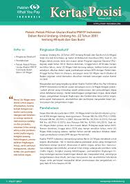 pokok pokok pik usulan koalisi pwyp dalam revisi undang