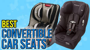 best convertible car seat for your baby