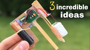ideas and simple homemade invention