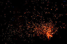 spark never lit up a fire by bonhamie