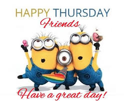 happy thursday friends ♥ wishing funny good morning