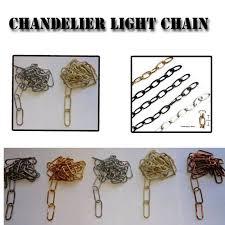 antique chandelier light hanging chain