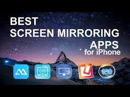 best screen mirroring apps for iphone