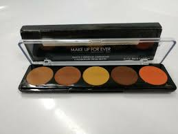 make up for ever 5 camouflage cream