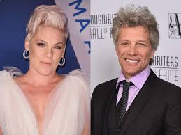 Pink says Bon Jovi was the first person to break her heart - Insider