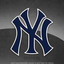 New York Yankees Ny Vinyl Decal Sticker 4 And Larger