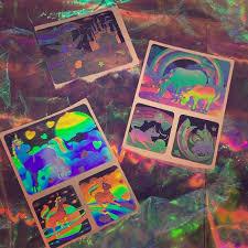 Lisa Frank Other Rare Vtg Holographic Varied Sticker Lot Poshmark
