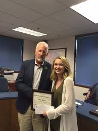 Congrats to Abby Moore for receiving the... - City of Milwaukie ...