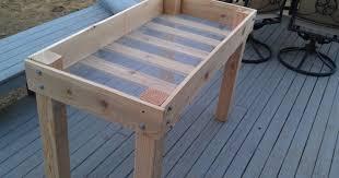 rhody life diy raised bed planter