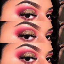 pink makeup looks for prom saubhaya