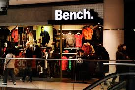top 5 clothing franchises in the