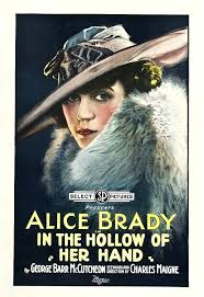 In the Hollow of Her Hand - Wikipedia