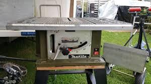 Makita 2708 Table Saw With Rip Fence 100 Cordova Tools For Sale Jonesboro Ar Shoppok